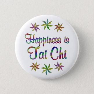 Badge Le bonheur est Chi de Tai