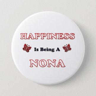 Badge Le bonheur est des Forces navales de la Norvège