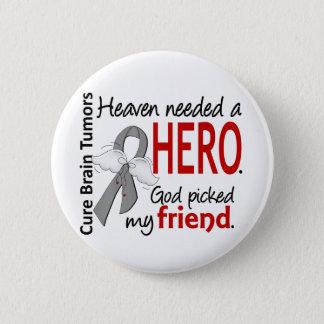 Badge Le ciel de tumeurs cérébrales a eu besoin d'un ami