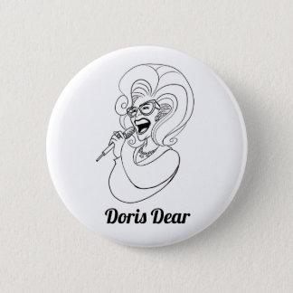 Badge Le Doris cher Button !