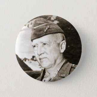 Badge Le Général George Smith Patton