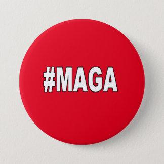 """Badge Le #MAGA """"rendent l'Amérique grande encore"""" !"""