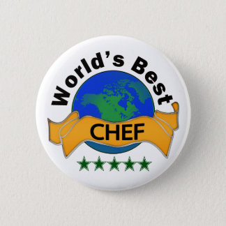 Badge Le meilleur chef du monde
