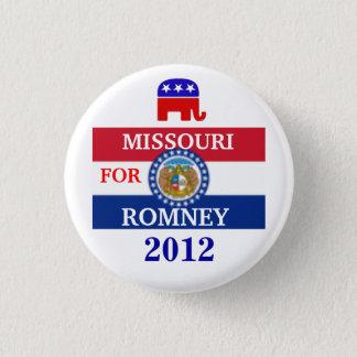 Badge Le MISSOURI pour Romney 2012