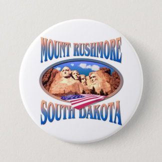 Badge Le mont Rushmore