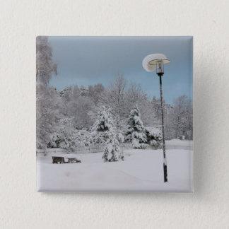 Badge Le pays des merveilles d'hiver