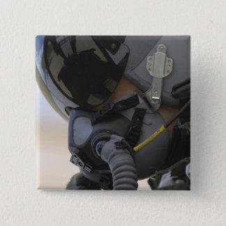 Badge Le pilote s'assied dans son A-10 coup de foudre II
