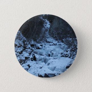 Badge Le pionnier tombe butte Alaska