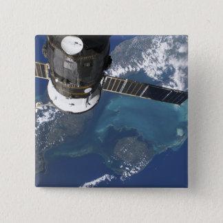Badge Le vaisseau spatial accouplé du progrès 22