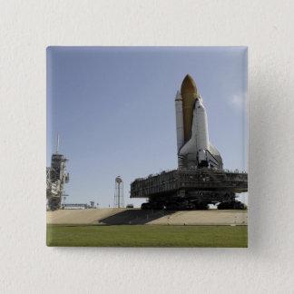 Badge L'effort de navette spatiale approche le lancement