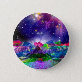 Badge Les couleurs et les étoiles allument la nuit