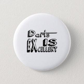 Badge Les dards est excellent