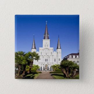 Badge Les Etats-Unis, Louisiane, la Nouvelle-Orléans.