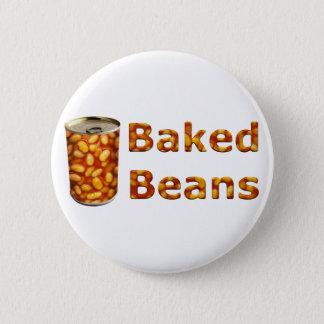 Badge Les haricots cuits au four peuvent