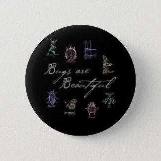 Badge Les insectes sont beaux