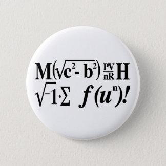 Badge Les maths sont amusement !