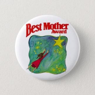Badge Les meilleurs cadeaux de récompense de mère