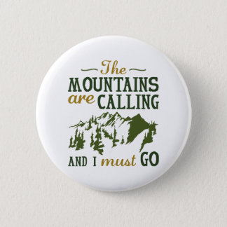 Badge Les montagnes appellent