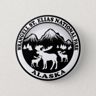Badge Les orignaux nationaux de l'Alaska de parc de St