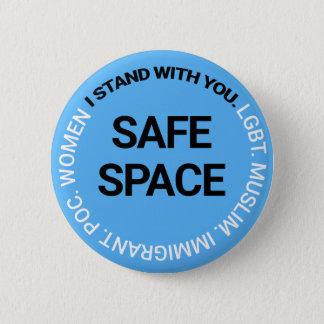 Badge L'espace sûr pour chacun