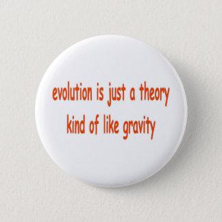 Badge l'évolution est juste une théorie