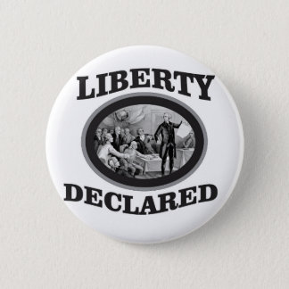 Badge liberté de guerre biologique avouée