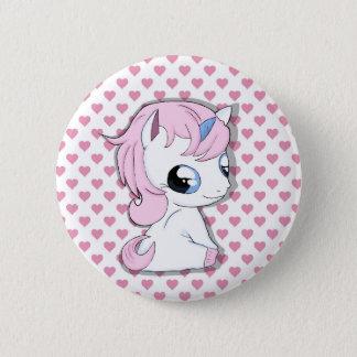 Badge Licorne de bébé
