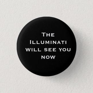 Badge L'Illuminati vous verra maintenant