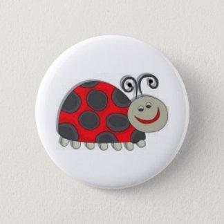 Badge l'insecte de dame badine la goupille