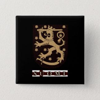 Badge Lion de la Finlande