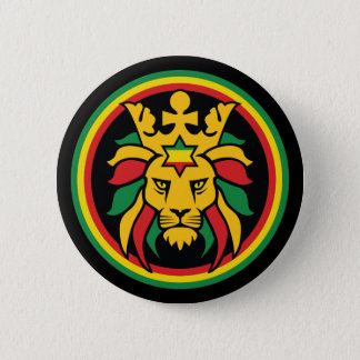 Badge Lion de Rastafari Dreadlocks de Judah
