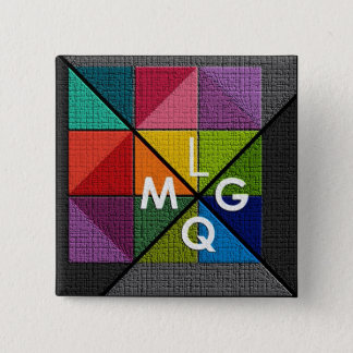 "Badge LMQG 2"" goupille"