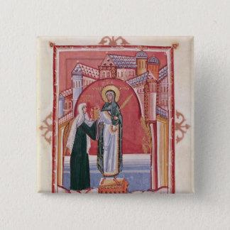 Badge L'offre de Hilda d'abbesse