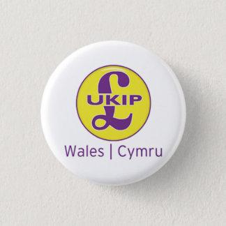 Badge Logo d'UKIP Pays de Galles Cymru