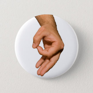 Badge Main de jeu de cercle