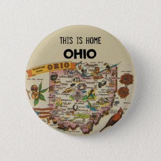 Badge Maison de l'Ohio