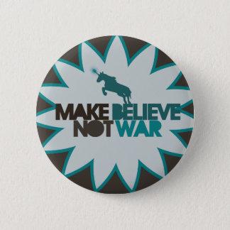 Badge Make croient pas la guerre