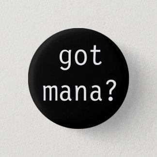 Badge mana obtenu ?