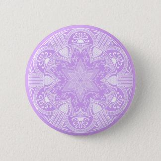 Badge Mandala de lavande