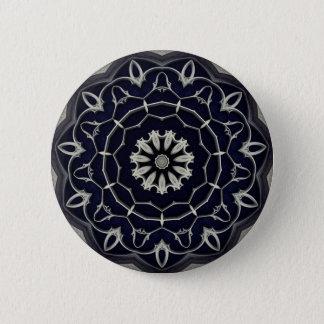 Badge Mandala gothique
