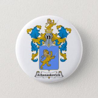 Badge Manteau de famille d'Athanaskovich des bras