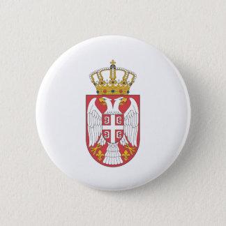 Badge Manteau des bras serbe