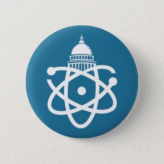 Badge Mars pour le Pin de la Science