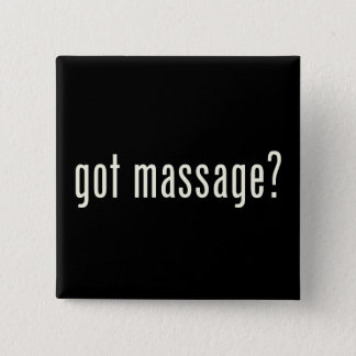 Badge Massage obtenu ?