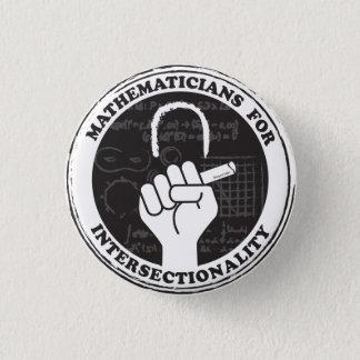 Badge Mathématiciens pour le bouton d'Intersectionality