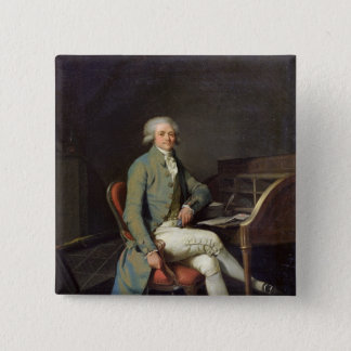 Badge Maximilien de Robespierre