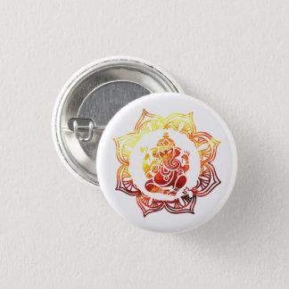 Badge Méditation colorié