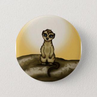 Badge Meerkat mignon