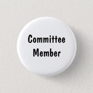 Badge Membre du comité
