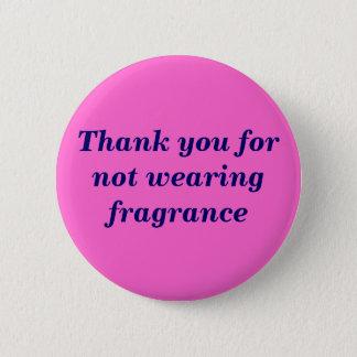 Badge Merci pour le parfum de port